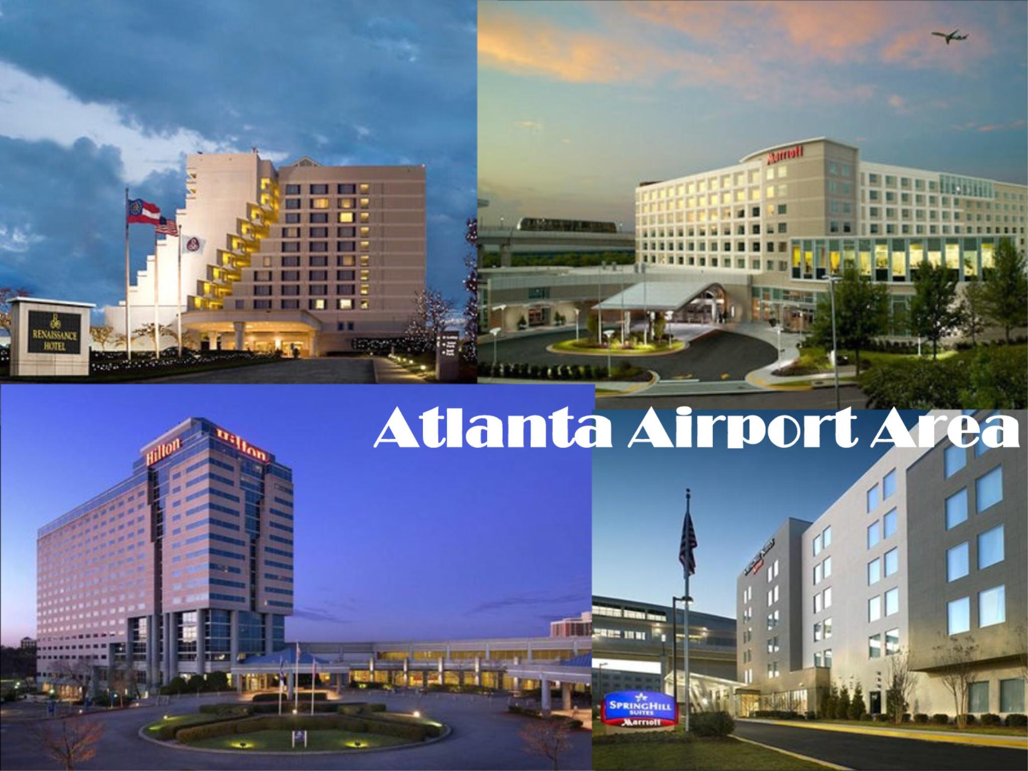 Cheap Hotels Near Atlanta Airport With Shuttle